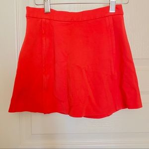 Kate Spade Coral A Line Girls Skirt